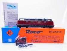 LOT 53323 | Neuwertige Roco H0 43522 Diesellok BR V 200 der DB in OVP