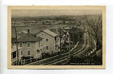 Canada, Québec Que, Sainte-Anne-de-la-Pocatière, homes, street, 1920's?