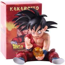 Dragon Ball Z Child Kakarotto Son Goku PVC Figure Collectible Model Toy