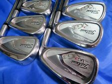 Japan Limited Model Titleist VG3 6pc S-flex Irons set Golf Clubs JP INV 15 E16