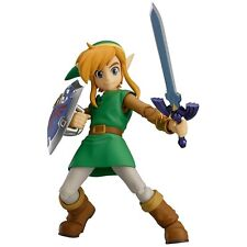 Link The Legend of Zelda a Between Worlds Figma PVC Action Figure