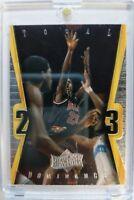 1999 99 Upper Deck Total Dominance Michael Jordan #TD18 Athlete of the Century