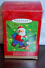 Hallmark 2000 Stroll Round the Pole Keepsake Ornament X838
