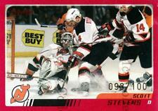 2003-04 O-pee-chee Red #128 Scott Stevens