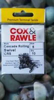 Cox and Rawle Cascade Swivels size 6 55lb....