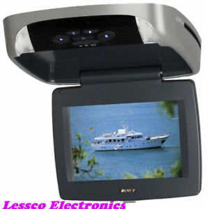 """Advent ADVDLX9A 9"""" Hi-Def Digital Monitor with Built-In DVD Player"""
