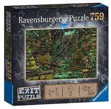 RAVENSBURGER 19951 - Puzzle - Exit 2, Tempel in Angkor Wat, 759 Teile