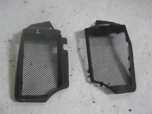 1. Cagiva 600 W16 2G Cubierta Rejilla Radiador Enfriador Tanque Izquierda Dcha
