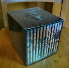 Iron Maiden 12 albums 15 ENHANCED CD BOX SET NEW SEALED