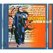 Latitudes by Alfredo De La Fe (CD, 2000)