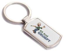 40th Birthday Funny Gift Present Idea For Him Male Men Friend Happy 40 Key Ring