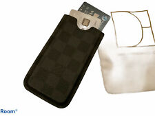 Louis Vuitton Small I Phone - Card Holder  Damier Graphite Case Made In Spain