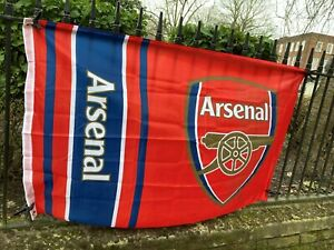 *** from Football Winners Flags and Scarfs/ Arsenal official flag