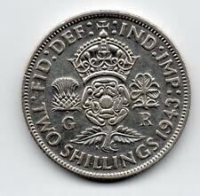 Great Britain - Engeland - 2 Shilling / 1 Florin 1943
