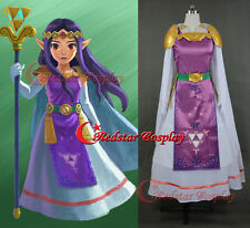 The Legend of Zelda Princess Hilda cosplay costume - Custom-made in sizes