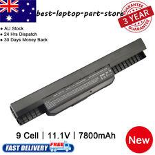 7800mAh Laptop Battery for ASUS X53E X53Q X53S X53Sa X53Sc Notebook A32-K53