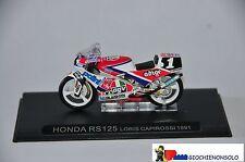 MOTO COLLEZIONE GP12 - HONDA RS125 LORIS CAPIROSSI ANNO 1991