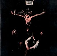 BLIND FAITH 1969 TOUR CONCERT VISUAL THING PROGRAM BOOK / ERIC CLAPTON / EX 2 NM