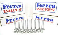 Ferrea 5000 Series STD FLAT Valves Honda Acura K20 K20A2 K20A K20Z K24 K24A RSX