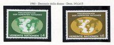 19312) UNITED NATIONS (Vienna) 1980 MNH** Women Decade.
