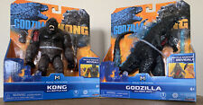 Godzilla vs Kong Bundle of 2 Kong with Battle Axe and Godzilla with Heat Ray