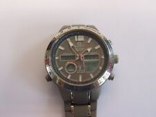 Gebrauchte QGT-11169-22M Quality Time Funk-Solar Uhr mit Chronograph