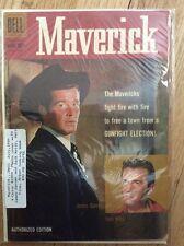 Four Color #1005 - Maverick (Jul-Sep 1959, Dell)