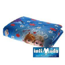 Trapuntino Disney Frozen Elsa copriletto trapuntato 170x260cm primaverile estivo