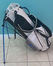 Nike Air Sport Stand Golf Bag 8-Way Divider Equa Flex Shoulder Strap Lightweight