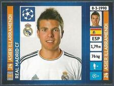 PANINI UEFA CHAMPIONS LEAGUE 2013-14- #096-REAL MADRID-ASIER ILLARRAMENDI