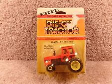 Vintage  ERTL 1/64 Scale Diecast  Allis- Chalmers 7045 Tractor With Cab #1623