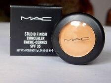 MAC Studio finish concealer NC15 cache-cernes spf35 net wt.7g/24 US OZ FREE SHIP