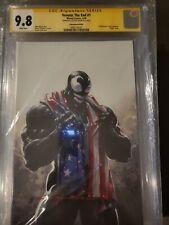 Venom : The End #1 Clayton Crain  9.8 CGC