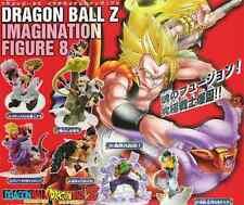 Dragonball Dragon ball Z Imagination Figure Figurine 8 Gashapon Set of 6