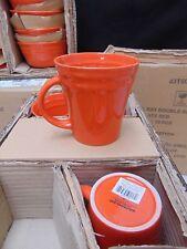 ❤ Rachael Ray Double Ridge Orange Dinnerware Mug