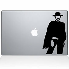 Clint Eastwood sticker for Mac Book/Air/Retina or cars. Printed in Australia.