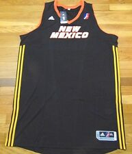ADIDAS NBA D-LEAGUE REVOLUTION 30 NEW MEXICO T-BIRDS AUTHENTIC BLANK JERSEY 5XL4