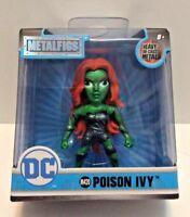 "Jada Metalfigs DC Comics M420 Poison Ivy 2.5"" Heavy Metal Diecast Toy Figure New"