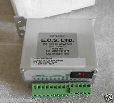 DYNAPAR DUAL DIFFERENTIAL RECEIVER & TRANSDUCER SUPPLY MODEL NO.PM21S00,115/230V