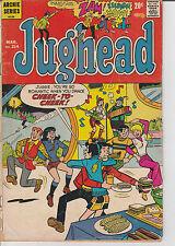 RIVERDALE Jughead #214 Archie Betty Veronica Reggie Humor Good Girl 1973 Comics