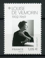 France 2019 MNH Louise de Vilmorin French Novelist 1v Set Writers People Stamps