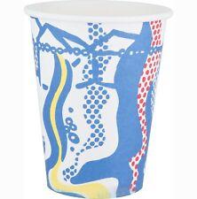 Roy Lichtenstein 10 Paper Cups Barney's Art Production Fund Foundation