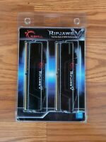 G.Skill Ripjaws V Black 16GB (2 x 8GB) 288-Pin DDR4 3200 CL16 (PC4-25600)