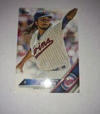 2006 Topps Ervin Santana  Baseball Card