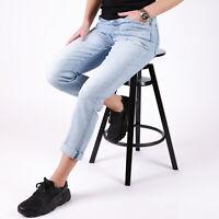 Levi's 501S Quality Crafted Heartbreak High hellblau Damen Jeans DE 32 /US 25/28