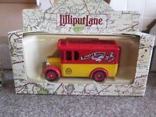 Dinky Style Van