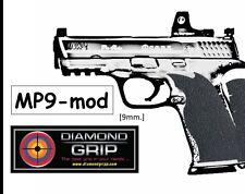 Diamondgripp Smith&Wesson M&P Mod. [S&W MP9/MP40] Silicone-Rubber Grip Tape