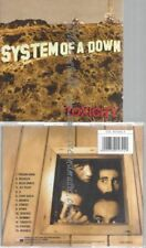 CD--SYSTEM OF A DOWN--TOXICITY