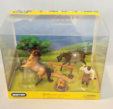 Breyer 5311 Spirit Stallion of the Cimarron Stablemates Playset - NIB
