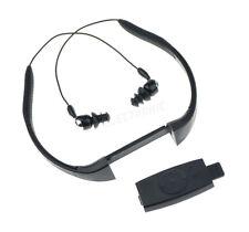 8GB 3M Waterproof Sport MP3 Player Headset FM Radio USB Disk Swimming Headphones